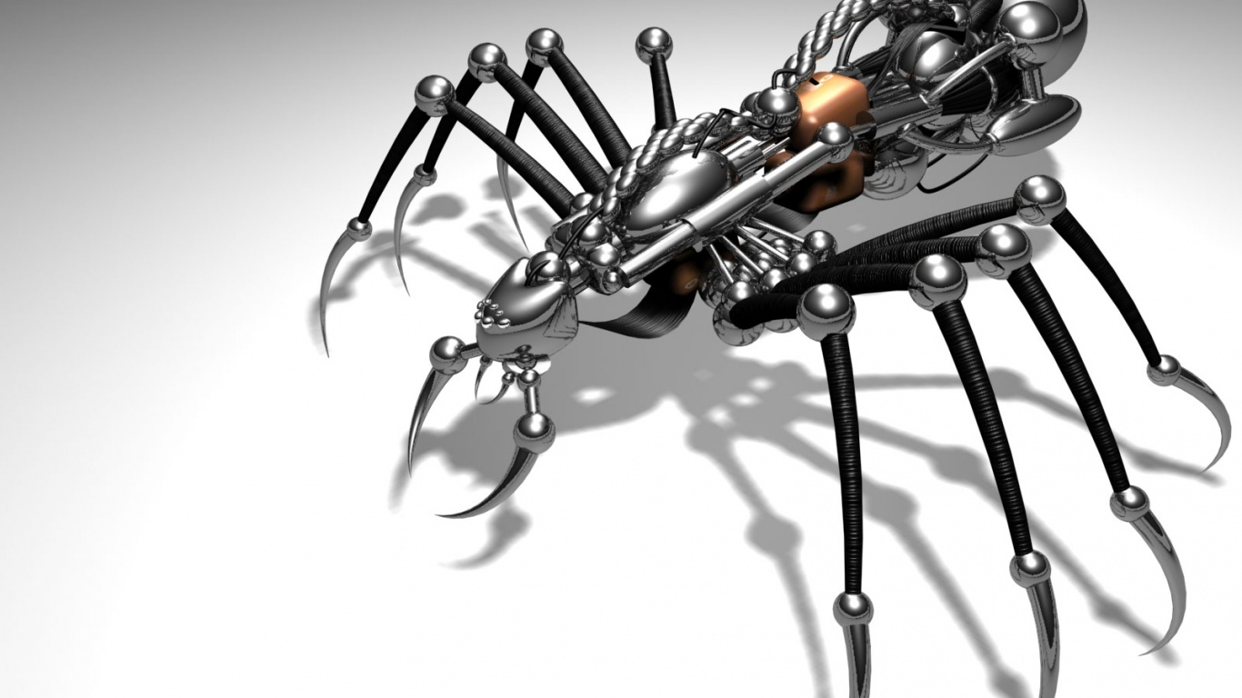 Abstract Vector Computer D Mechanical Bug 207559 Wallpaper wallpaper