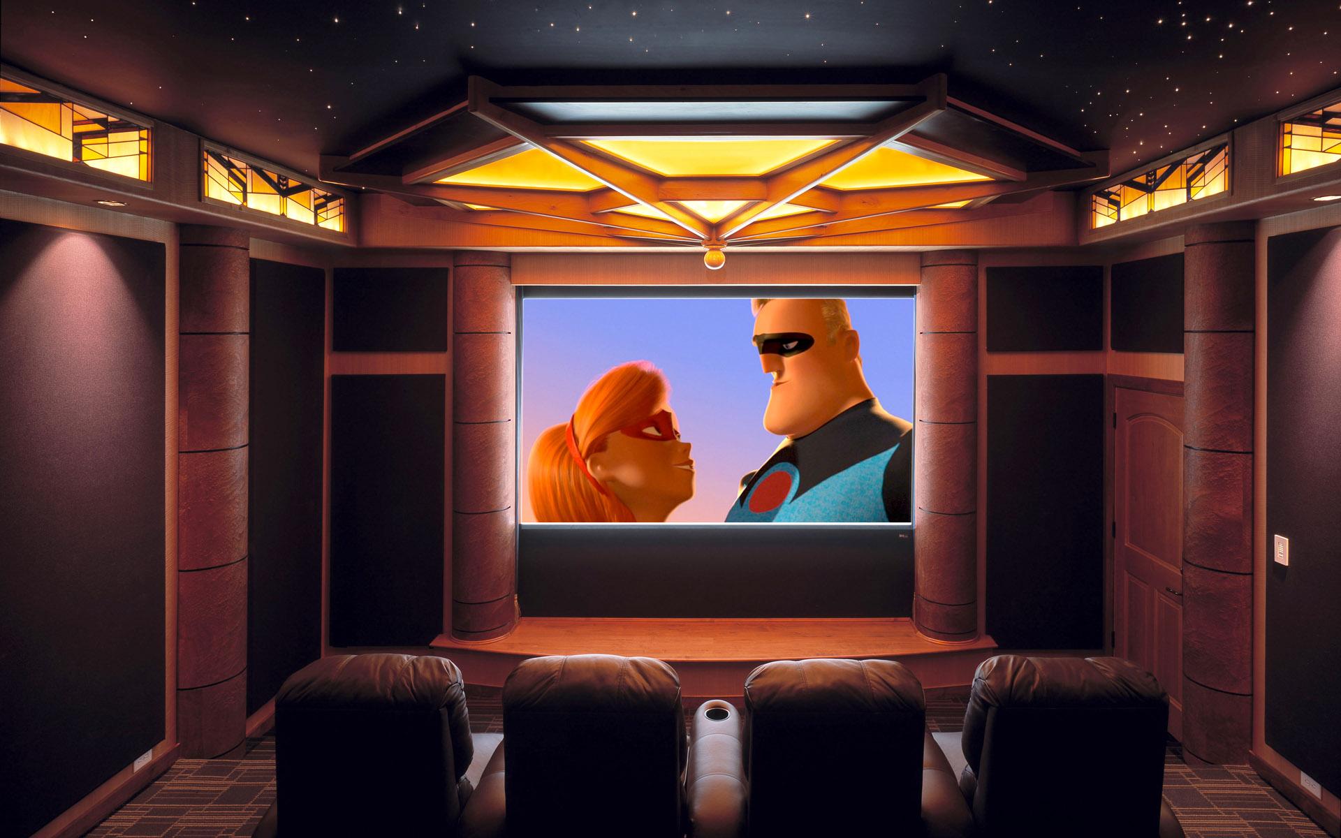 Entertainment For Home Theater 399488 Wallpaper Wallpaper