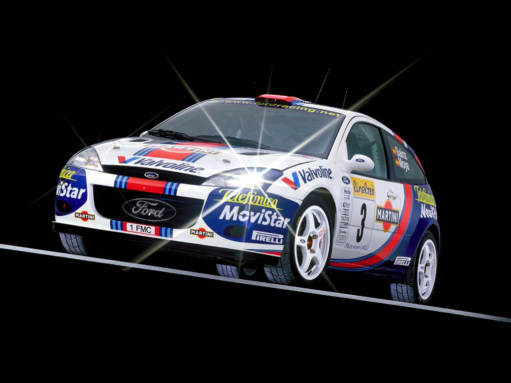 Rally Cars Rs Wrc Car Retains Distinctive Focus Face With Standard 85400 Wallpaper wallpaper
