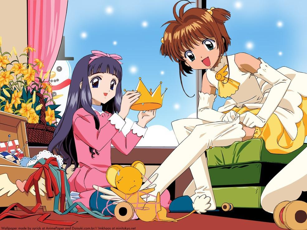 Sakura Card Captor Merry Christmas Mission Anime 236494 Wallpaper
