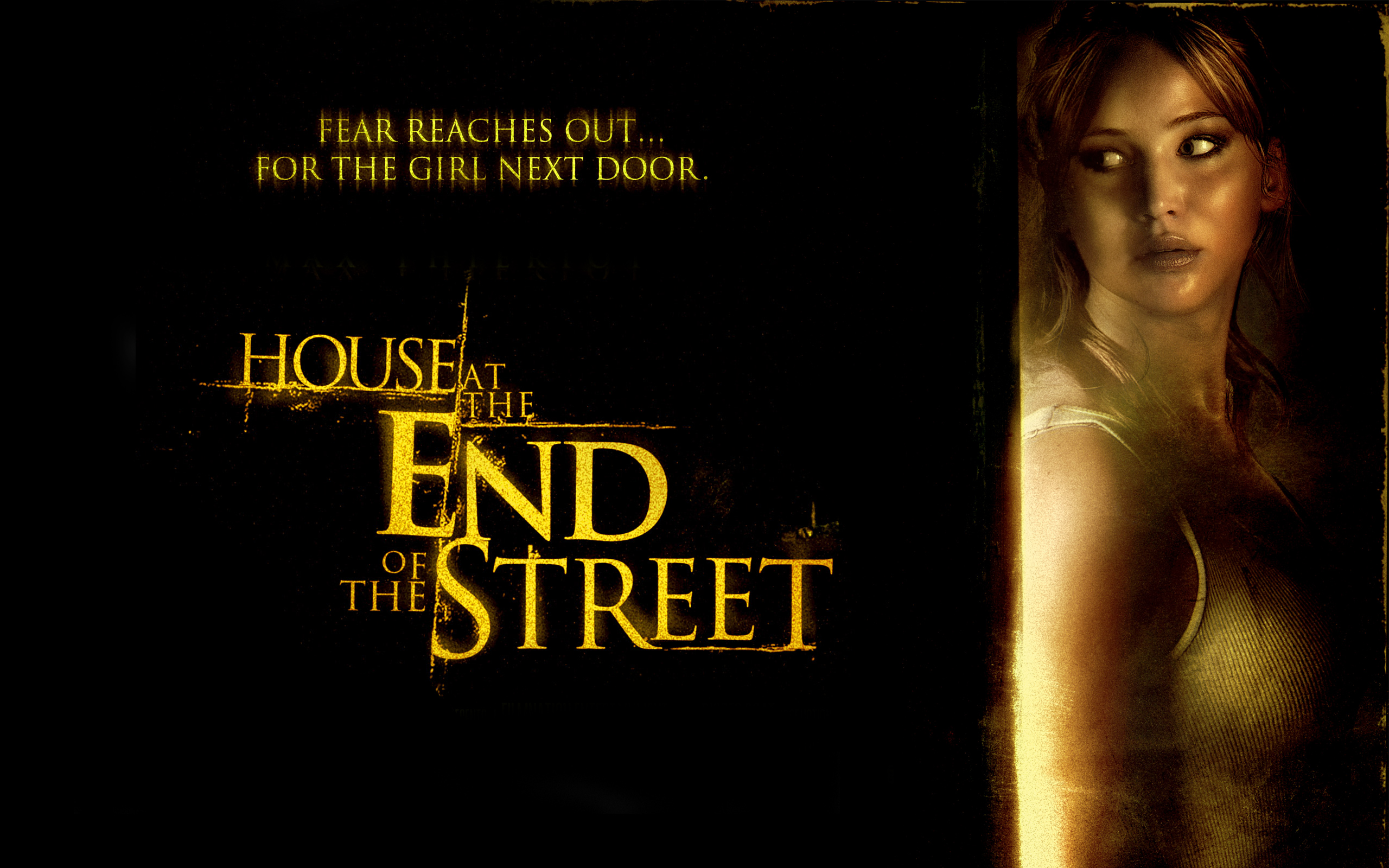 House At The End Of The Street Movie Wallpaper