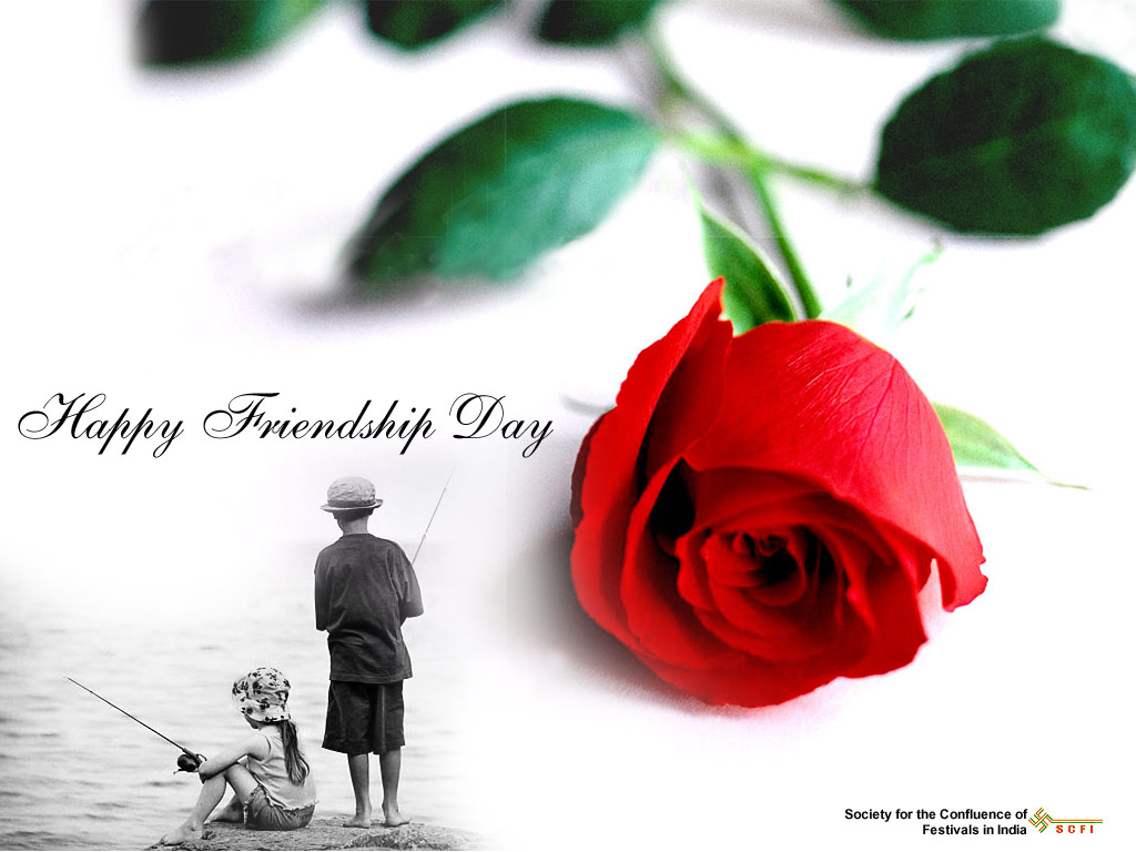 Visiting Cards Backgrounds Beautiful Friendship Day Card With Red Rose For Free 123049 Wallpaper wallpaper