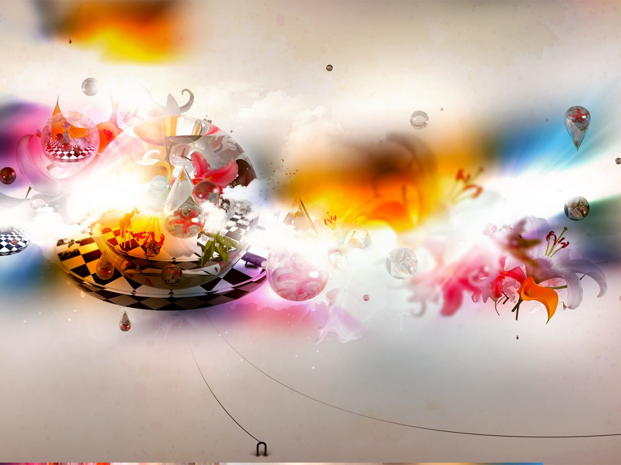 Abstract 246215 Wallpaper wallpaper