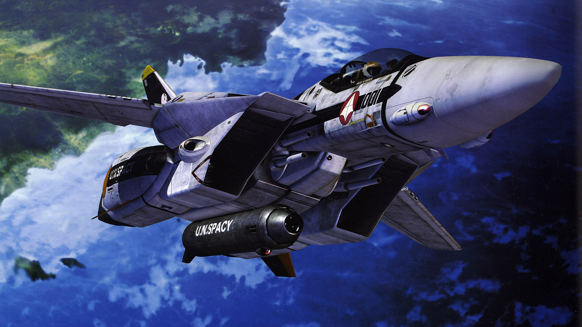 Aircraft Macross In Hd Crunch Com 542425 Wallpaper wallpaper