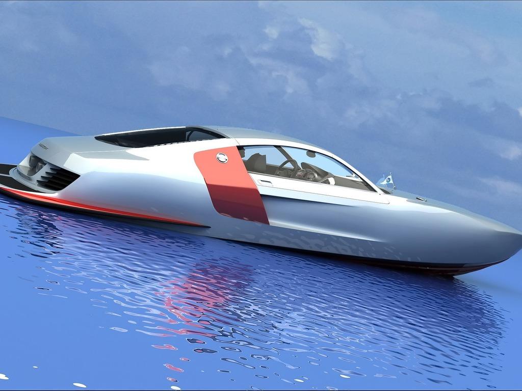 Audi Speed Boat