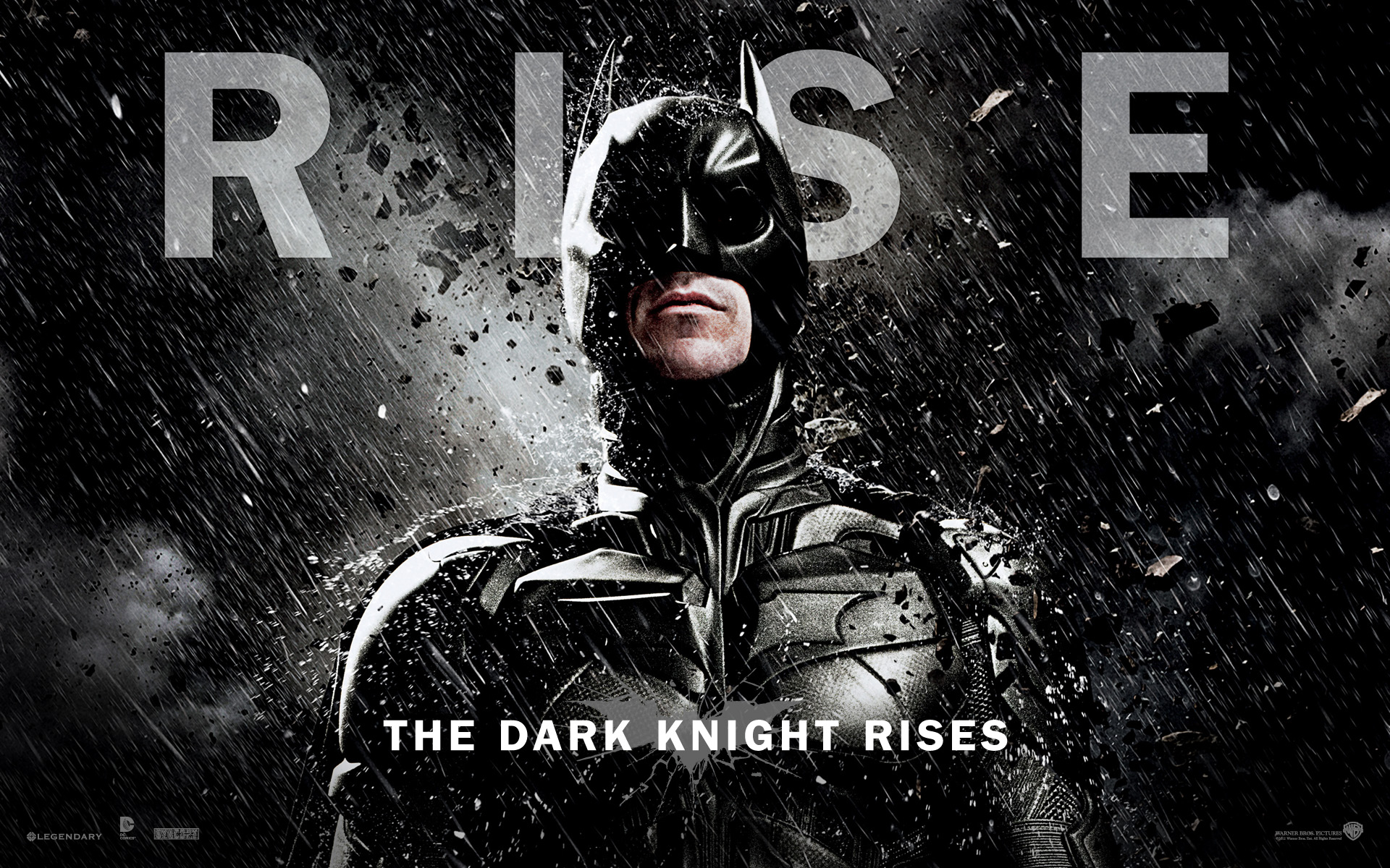 Batman Dark Knight Rises Wallpaper