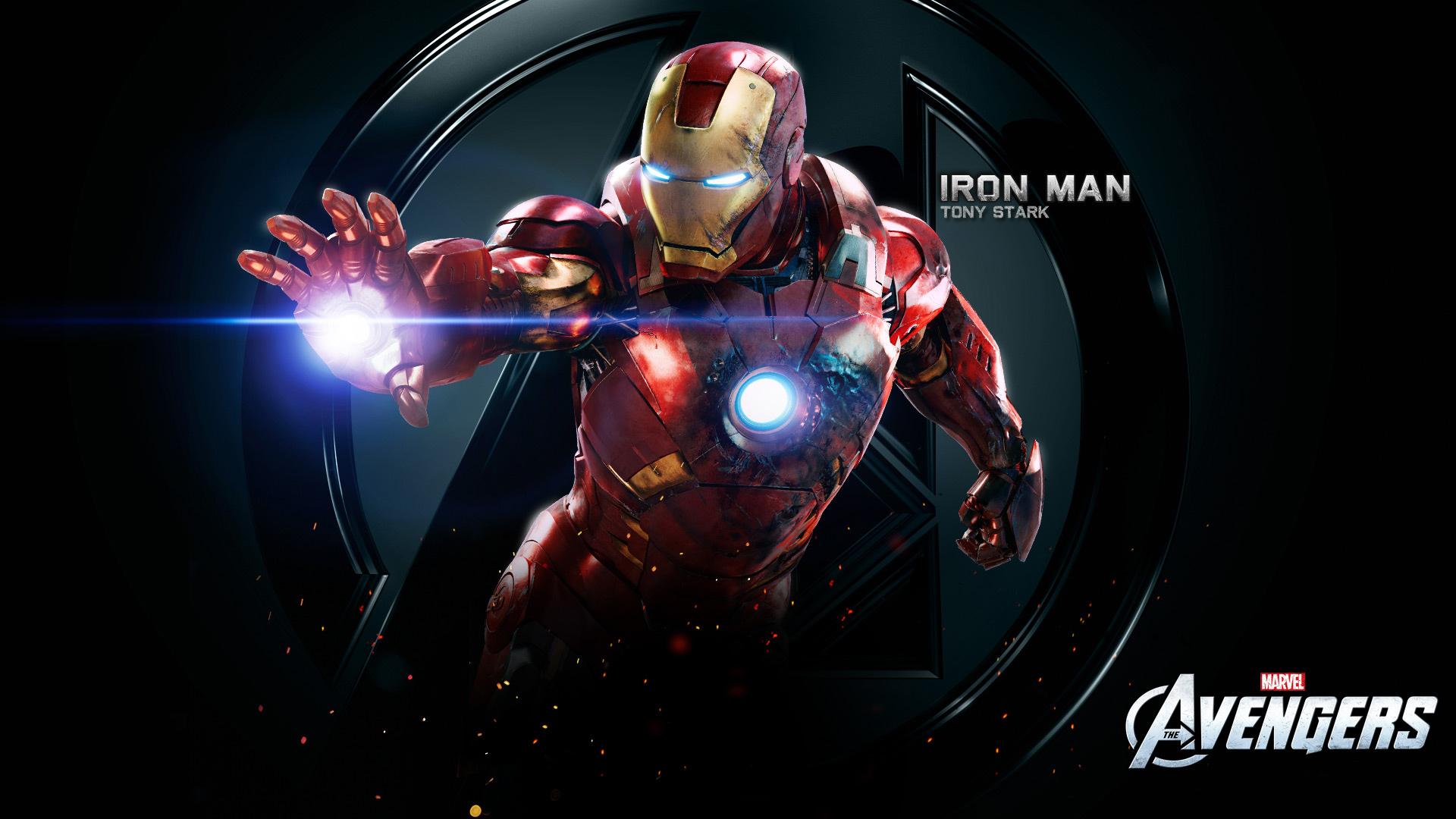 iron man tony stark wallpaper