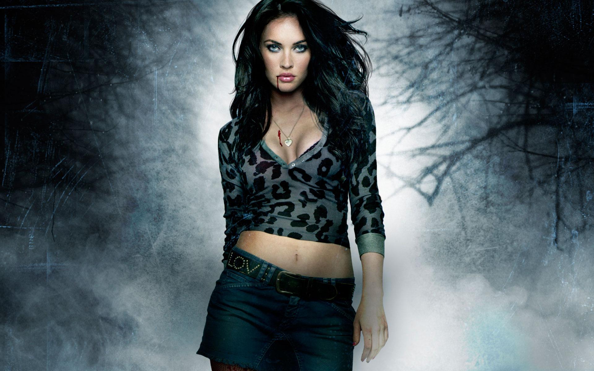 Megan Fox in Jennifers Body Poster wallpaper