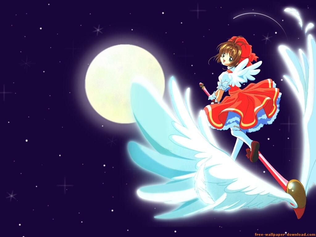 Sakura Card Captor Anime Gratis Fondos Y 291608 Wallpaper wallpaper