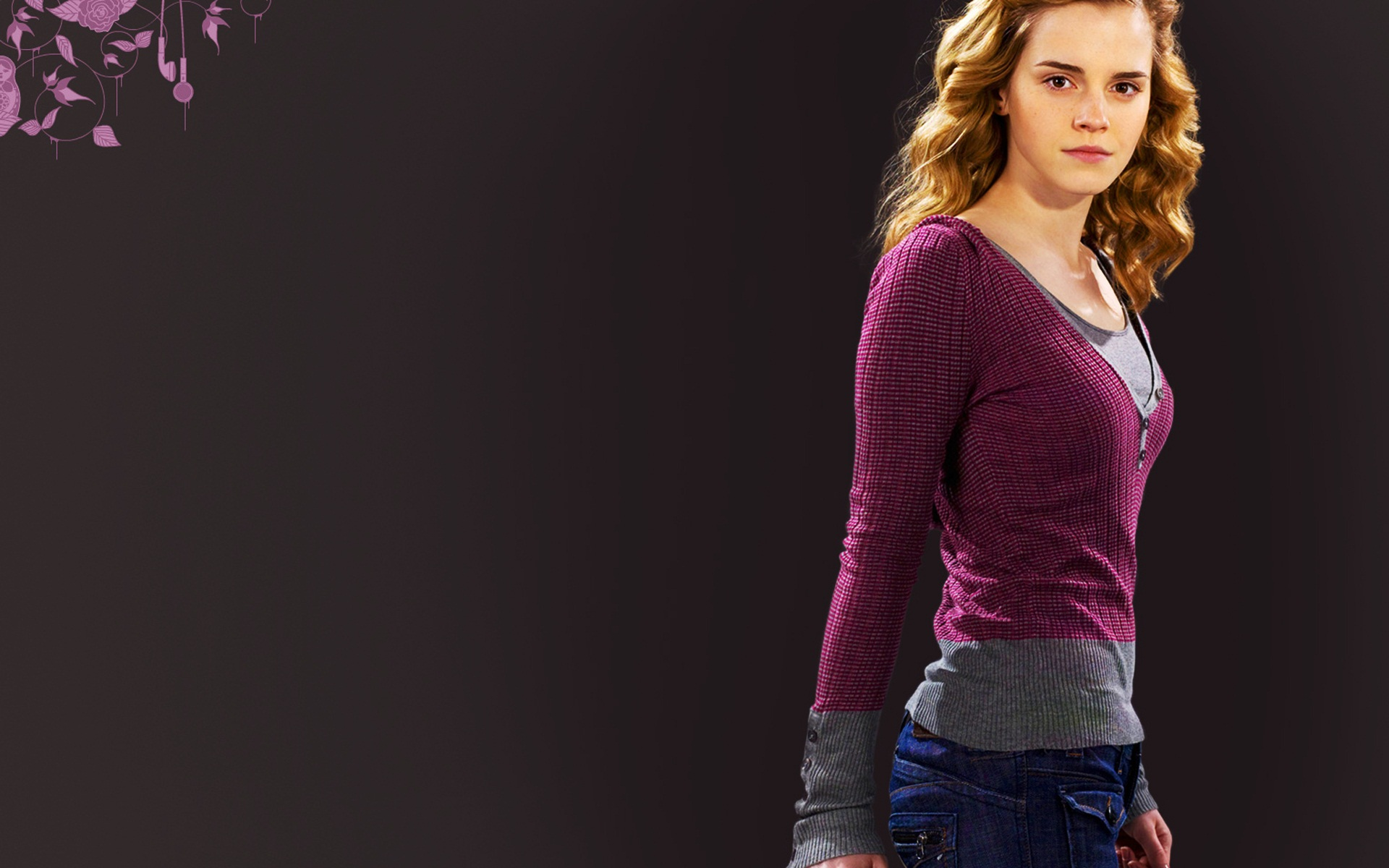 Emma Watson 264 wallpaper