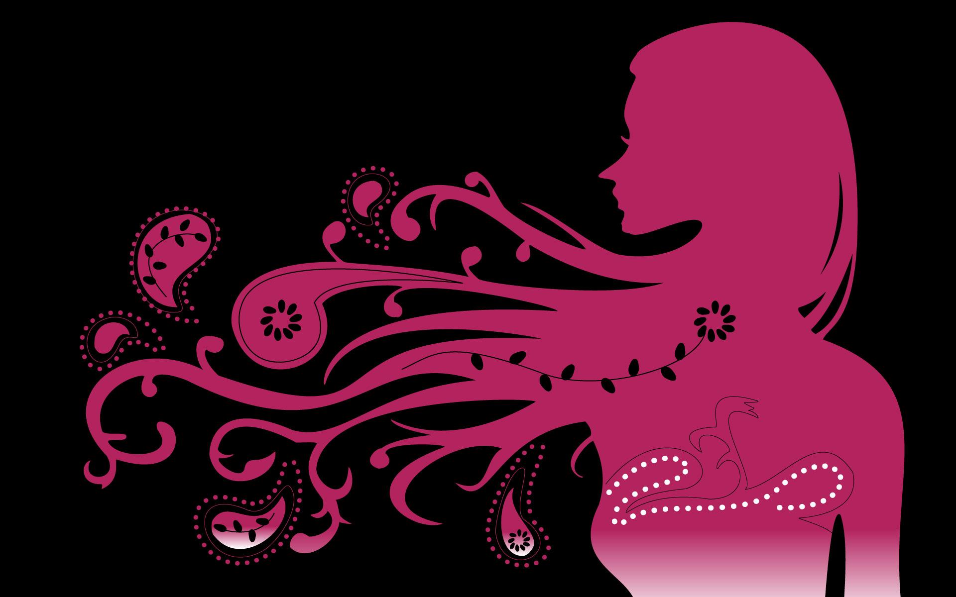 Pink Hd Abstract To Paisley Myspace Backgroun High 256574 Wallpaper wallpaper