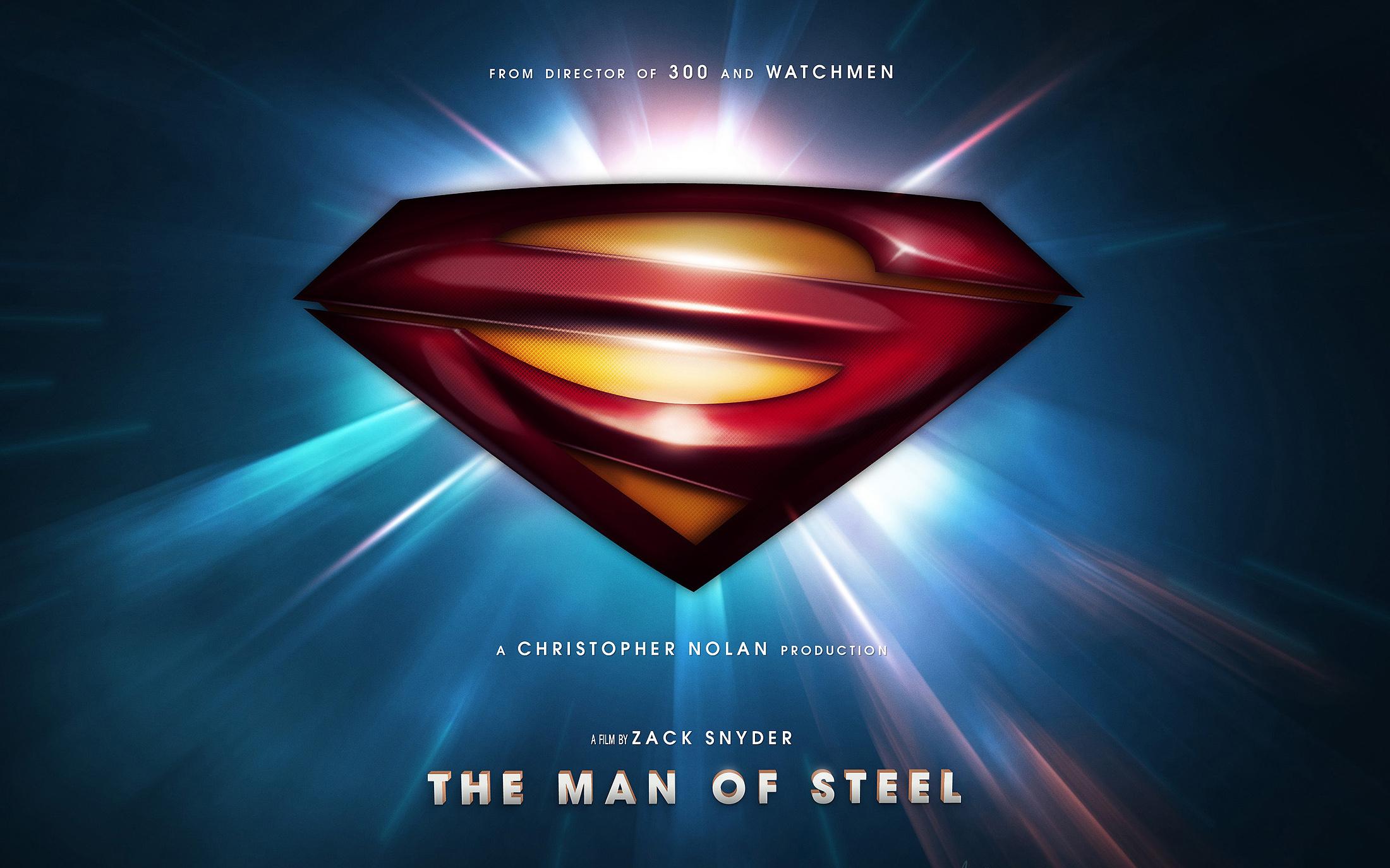 Superman Man of Steel 2013 wallpaper