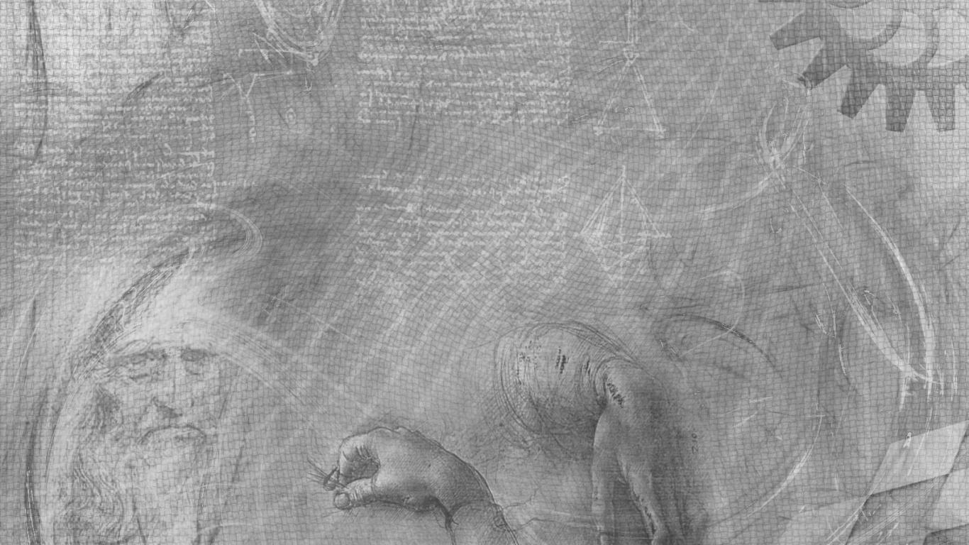 Abstract Vector Computer D Leonardo Da Vinci 424981 Wallpaper wallpaper