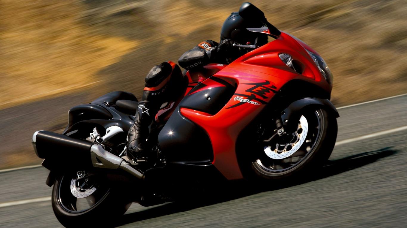 Motorcycle Suzuki Hayabusa 269700 Wallpaper wallpaper