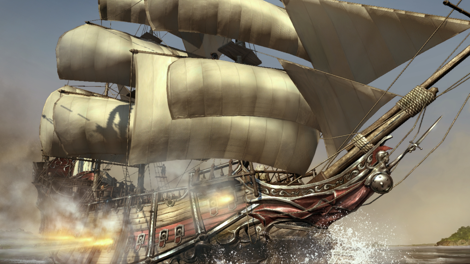 Pirates Of The Caribbean Screens S Armada Damned Pc X 1210592 Wallpaper