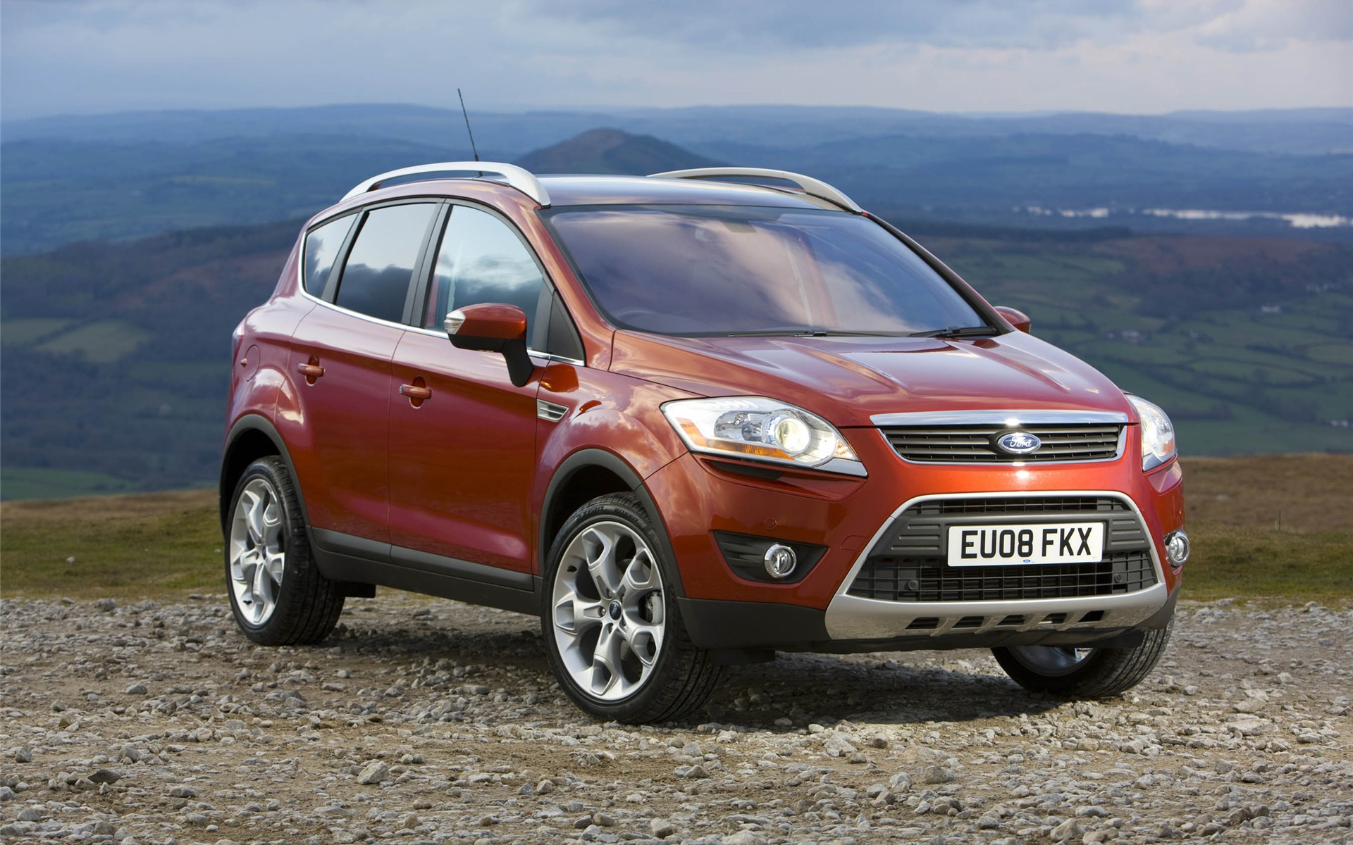 Architecture Ford Kuga 487614 Wallpaper wallpaper