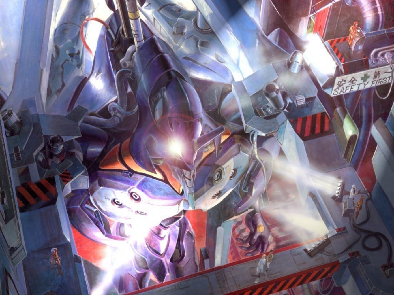 Anime Unidad Evangelion 720569 Wallpaper wallpaper