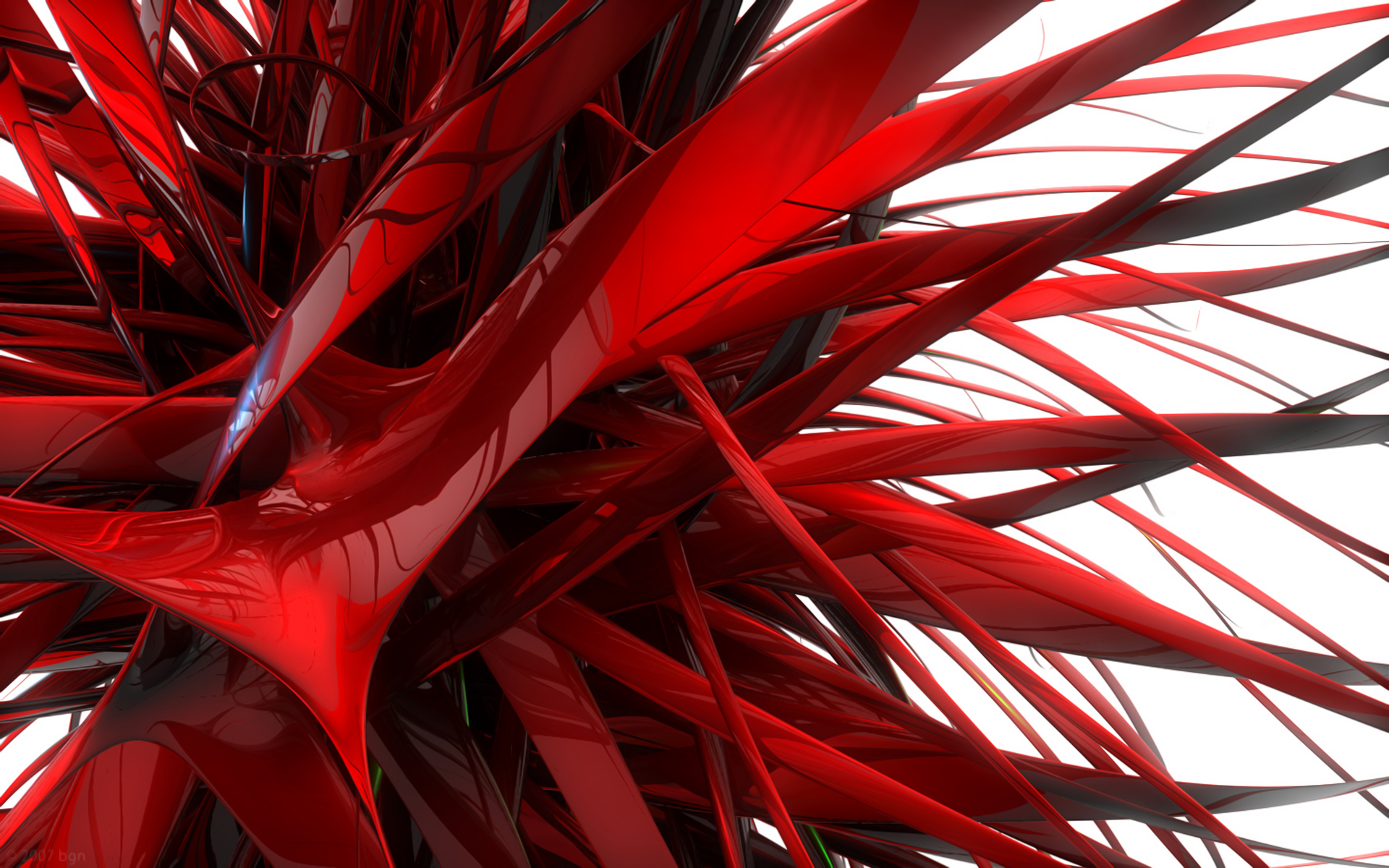 Red Abstract Ii Lenycom 1218164 Wallpaper wallpaper