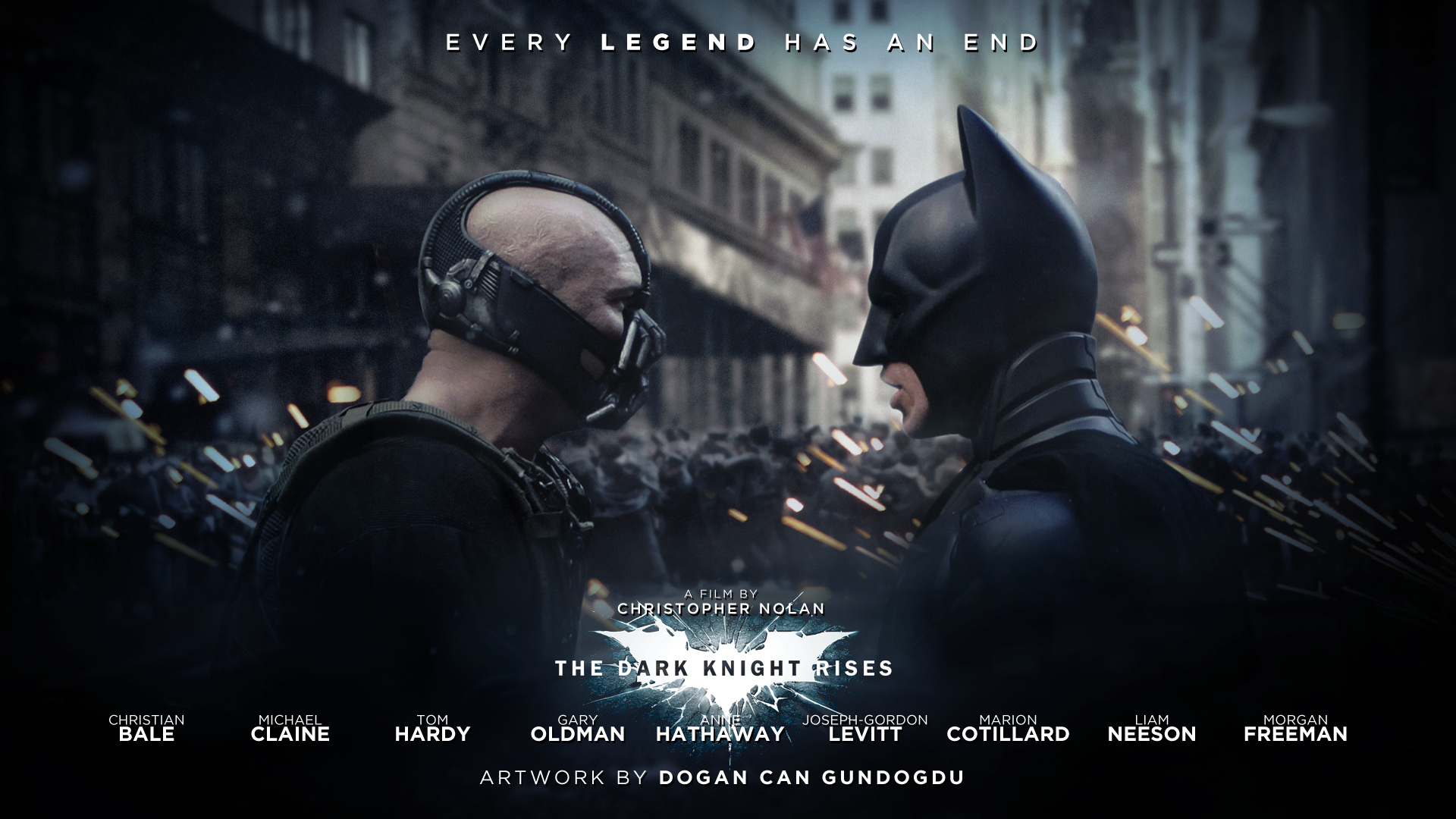 the dark knight rises wallpaper