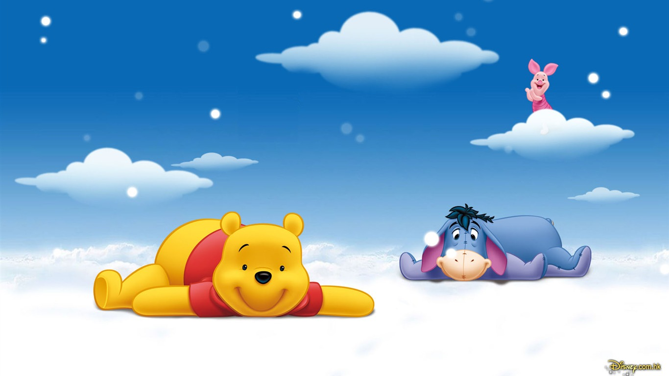 Cartoons Walt Disney Cartoon Winnie The Pooh 103417 Wallpaper wallpaper