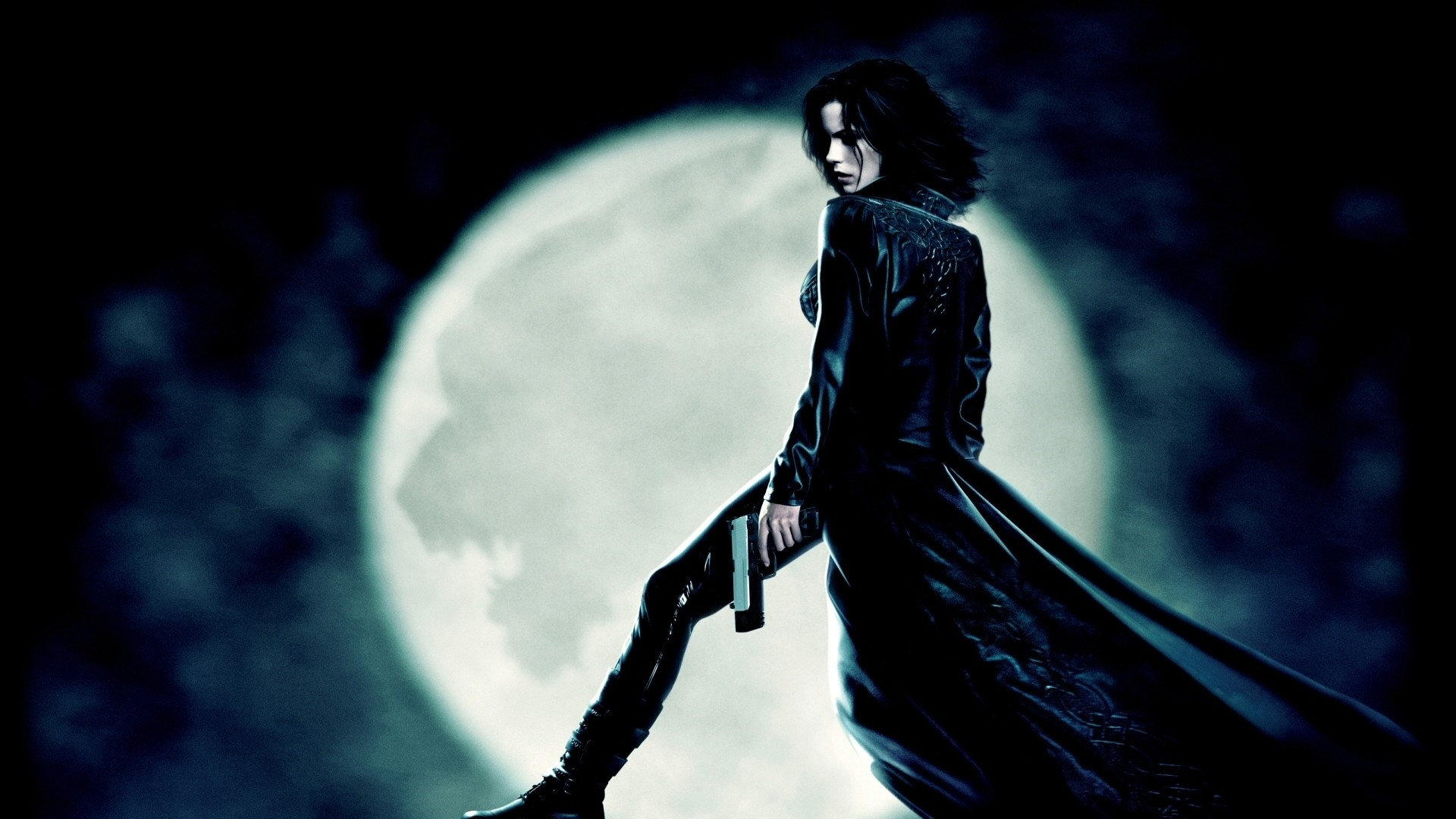 Dark Anime Art Underworld Poster Movie Hd 388935 Wallpaper