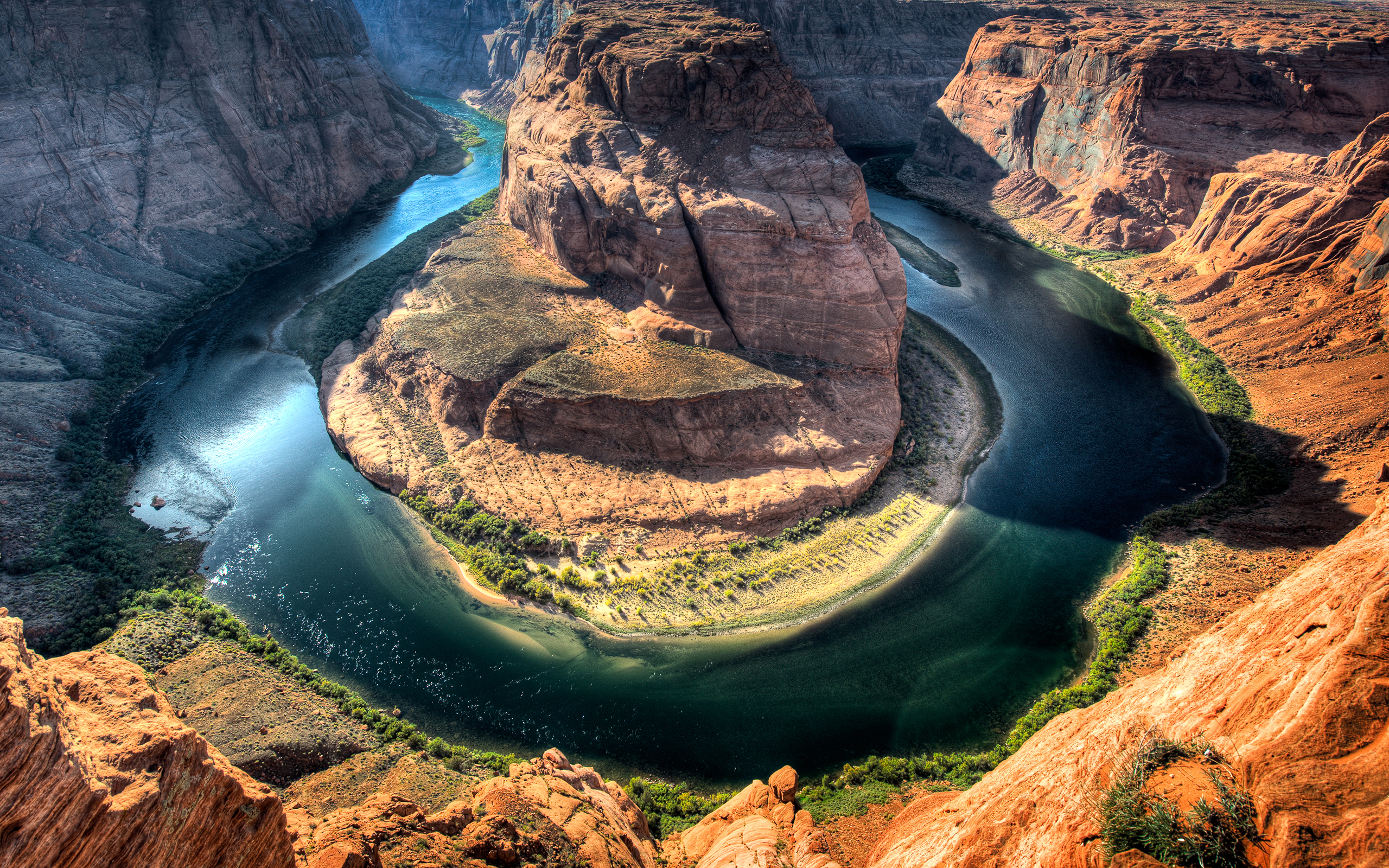 Horseshoe Bend Arizona wallpaper