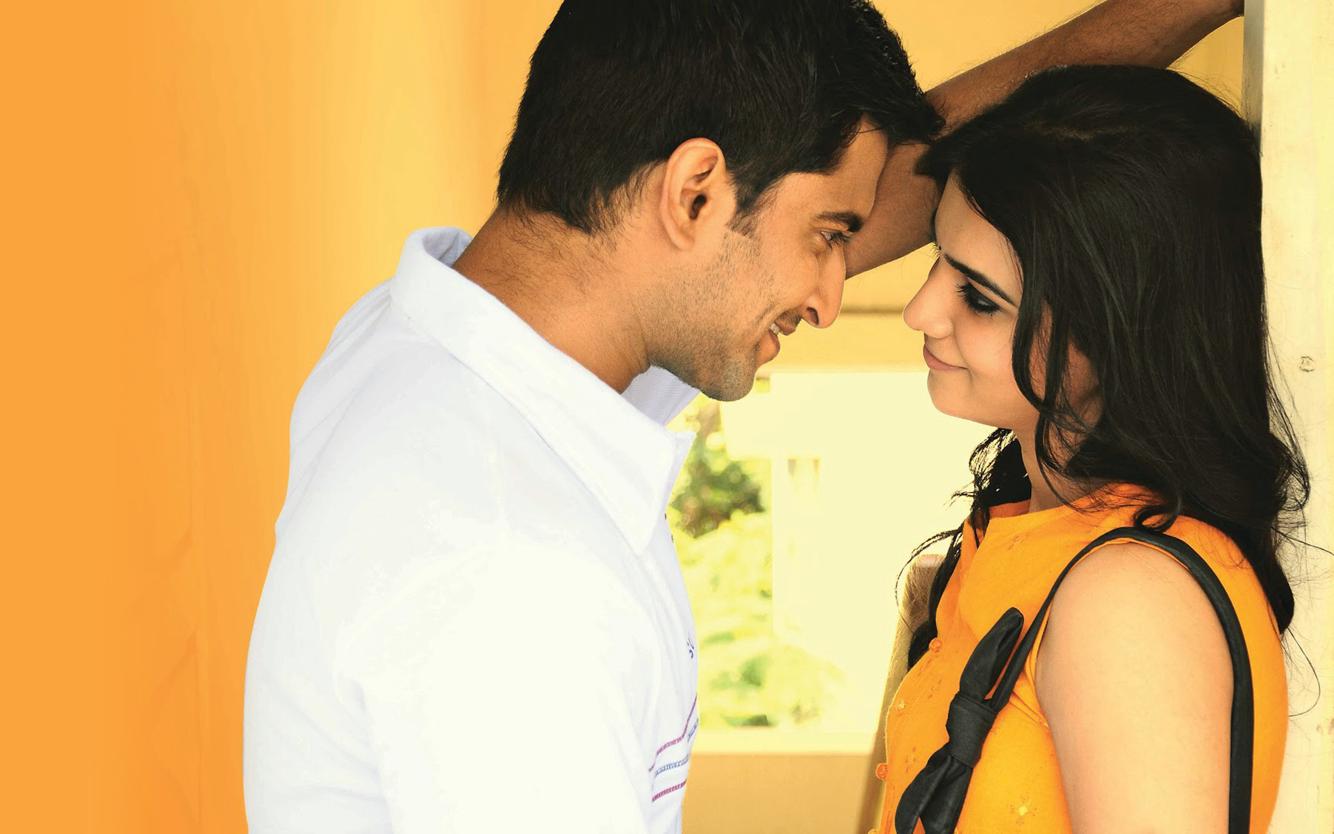 Nani Samantha Yeto Vellipoyindi Manasu wallpaper