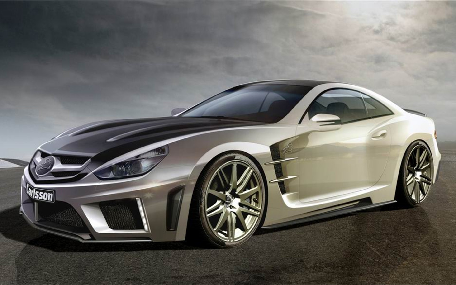 Super Cars Carlsson C Car Hd Desktop 310115 Wallpaper Wallpaper