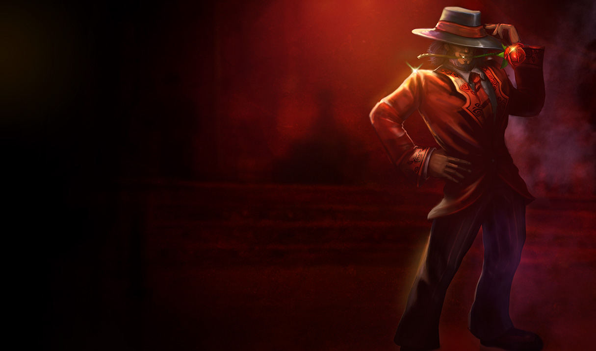 Animal Skin League Of Legends Twisted Fate 149783 Wallpaper wallpaper
