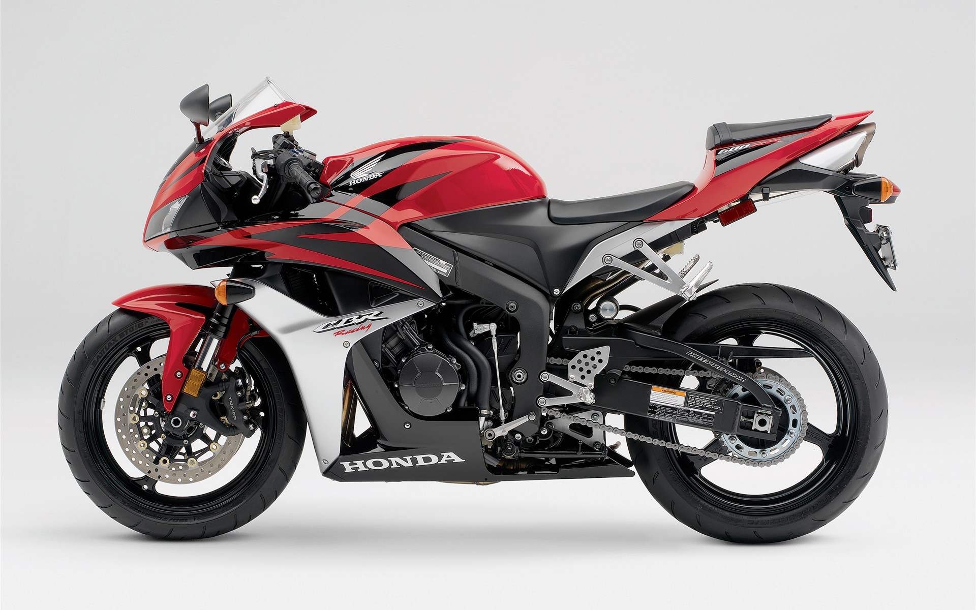 Honda Motorcycle Cbrrr Sportbike Free 427734 Wallpaper