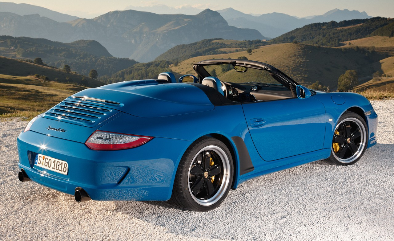 Porsche Car Speedster First Look Top 330797 Wallpaper wallpaper