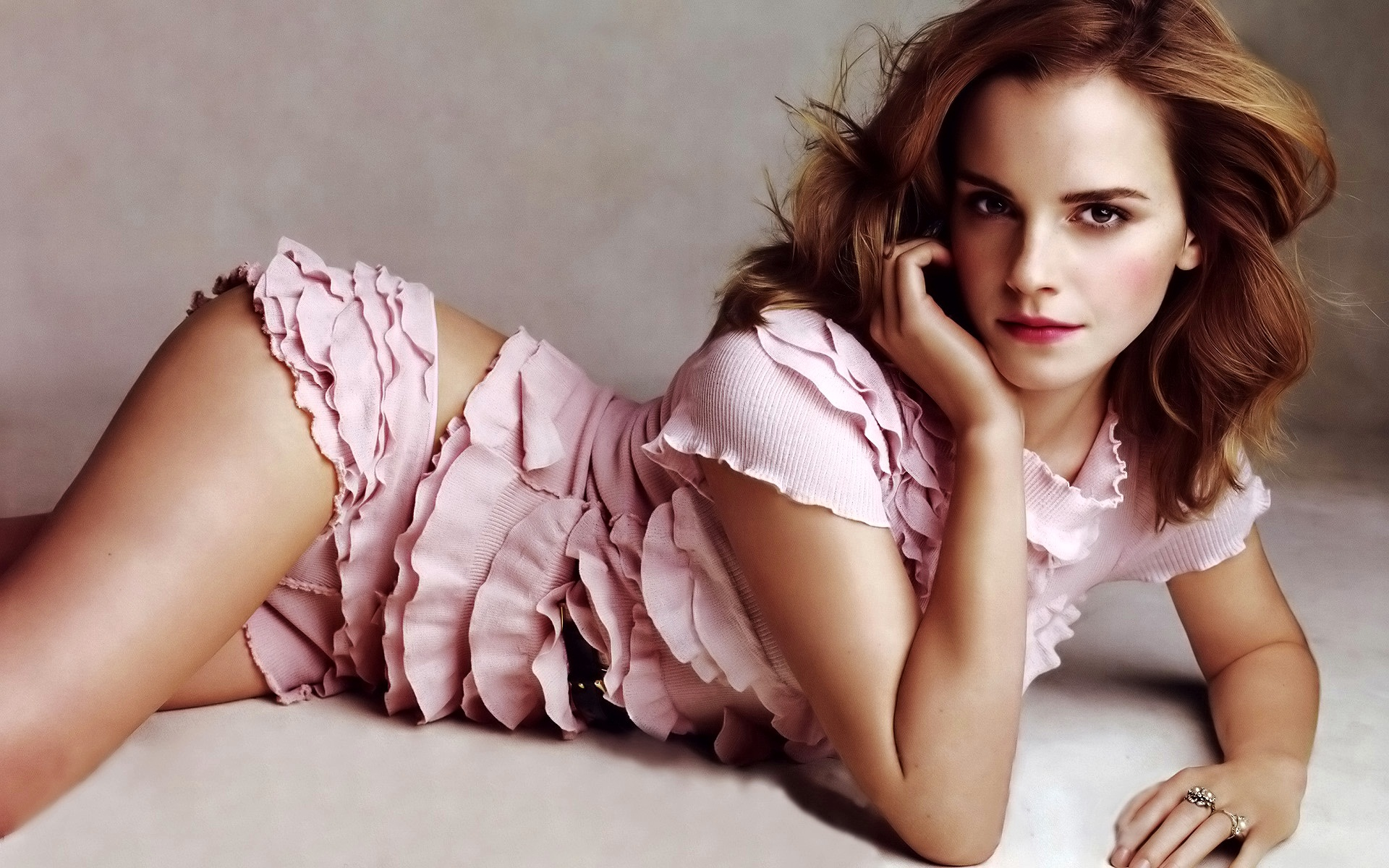 Emma Watson Vanity Fair wallpaper