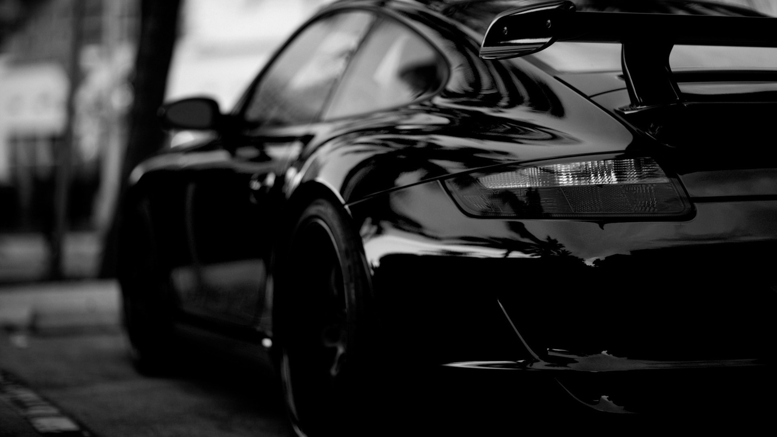 Porsche Car Beautiful Black Hd X 156034 Wallpaper wallpaper
