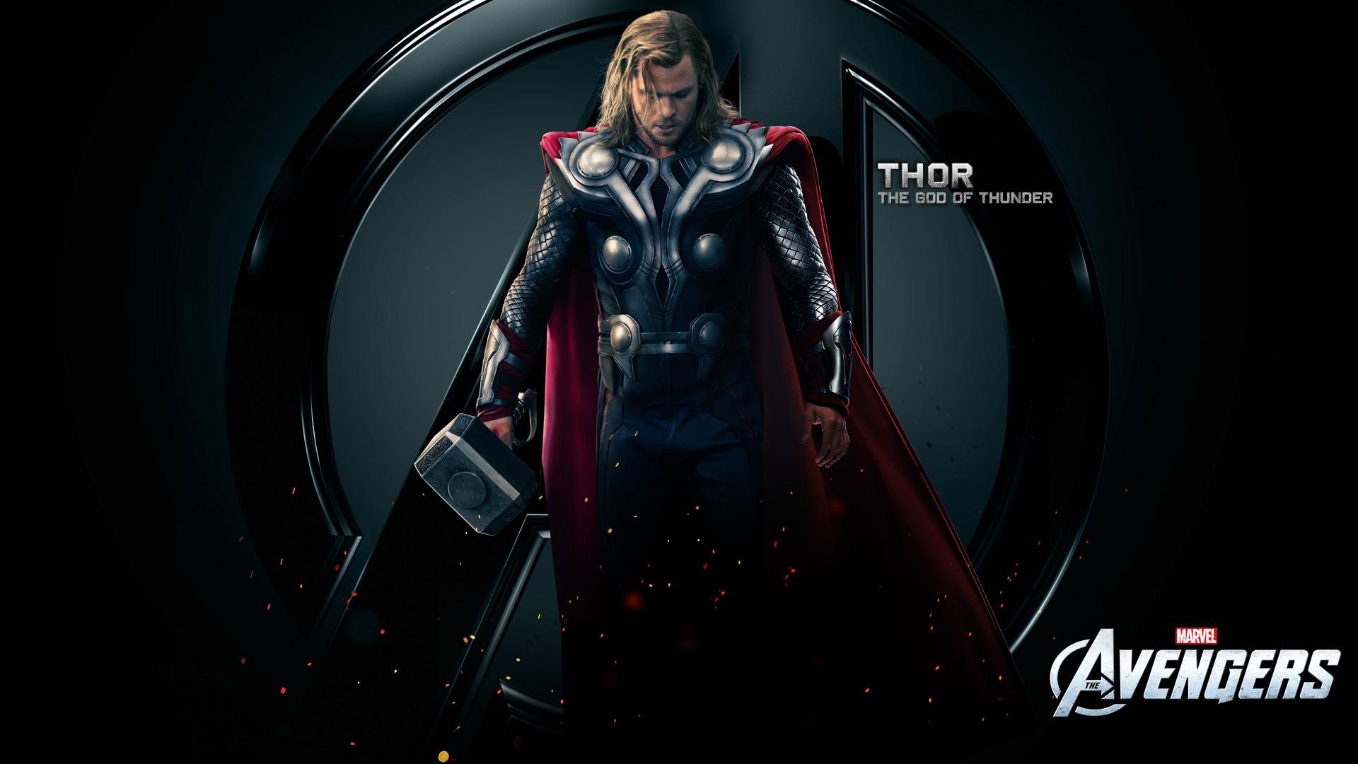 Thor The God of Thunder wallpaper