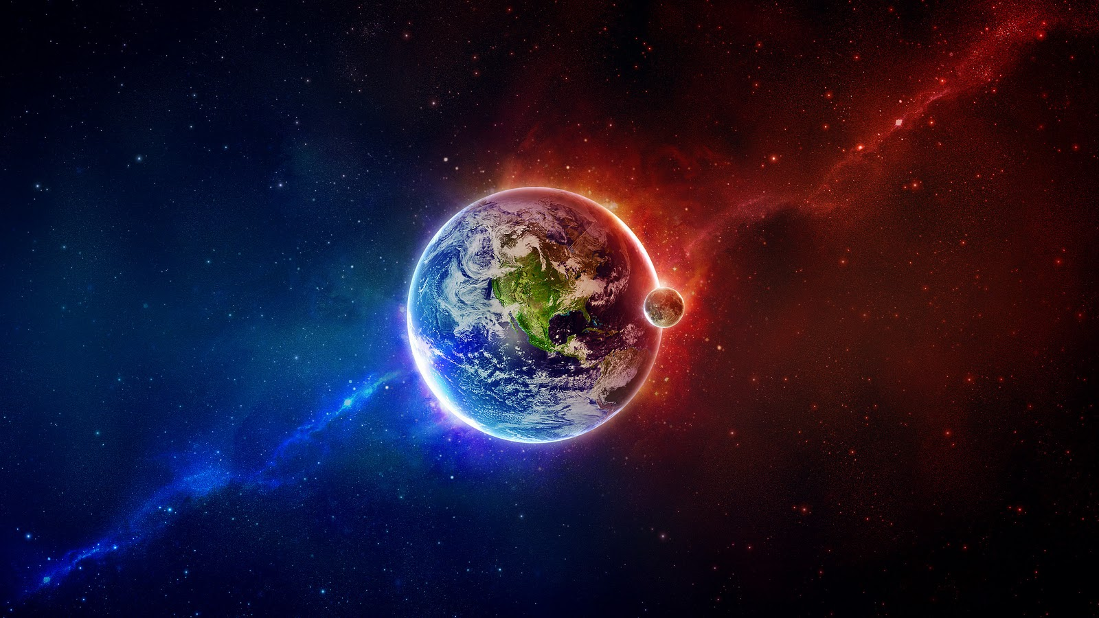 Download Wallpaper Mobile Space - abstract-art-earth-space-blue-red-hd-epic-298899  You Should Have_597049.jpg