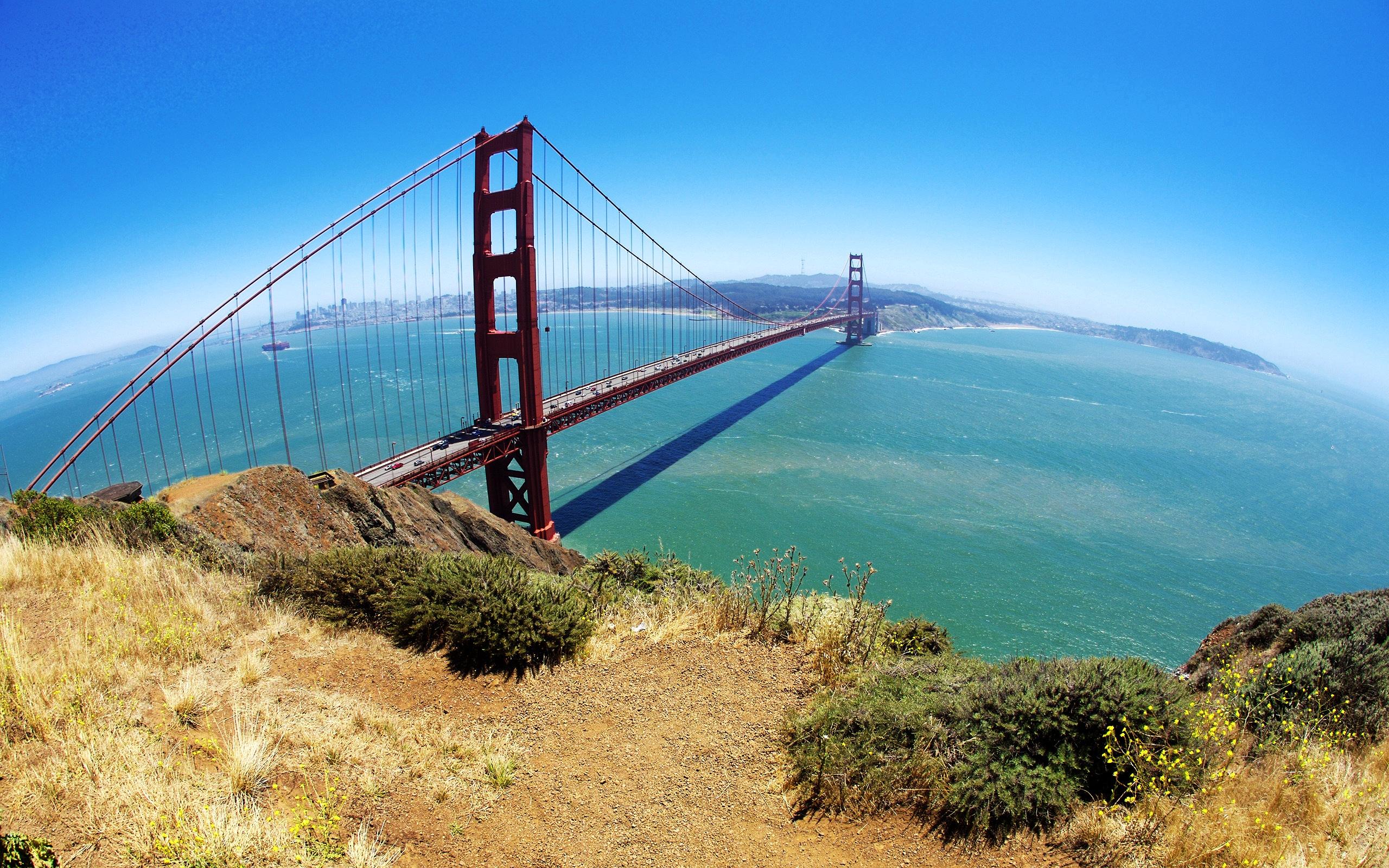 Golden Gate Bridge HD 1080p wallpaper