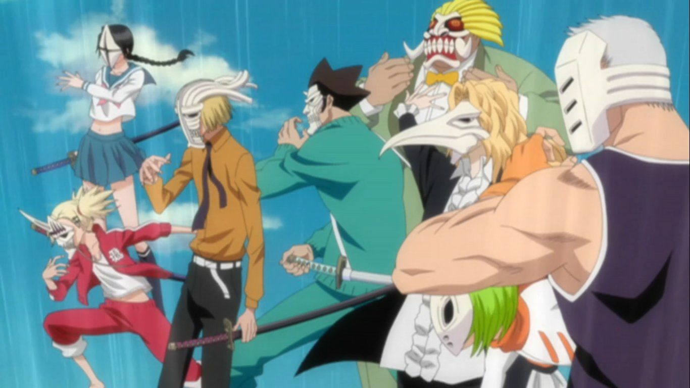 Entertainment Lura S Anime Blog Bleach Episode Photos Galleries 119056 Wallpaper wallpaper