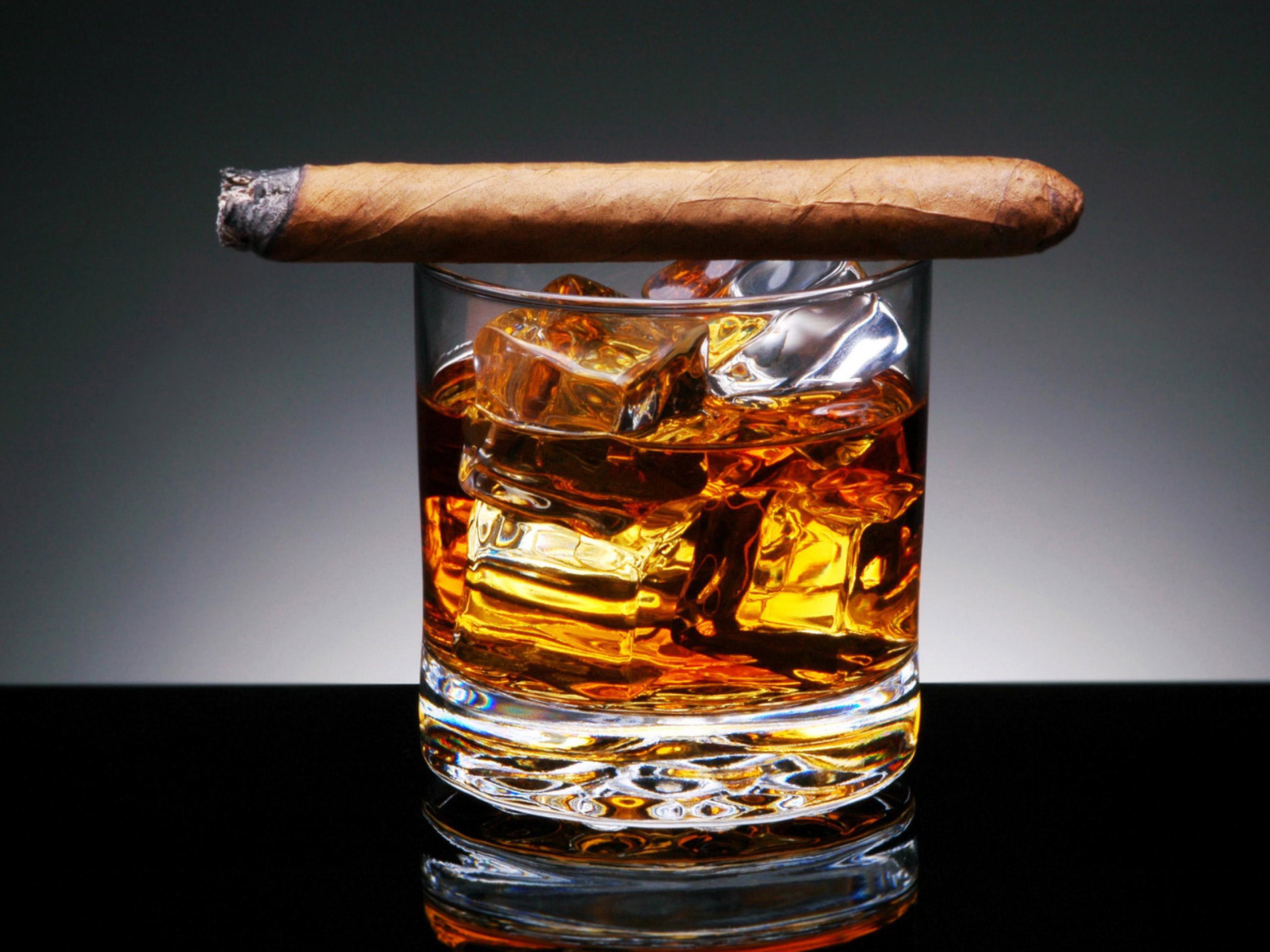 Abstract Cigar And Whisky Hd 362041 Wallpaper wallpaper