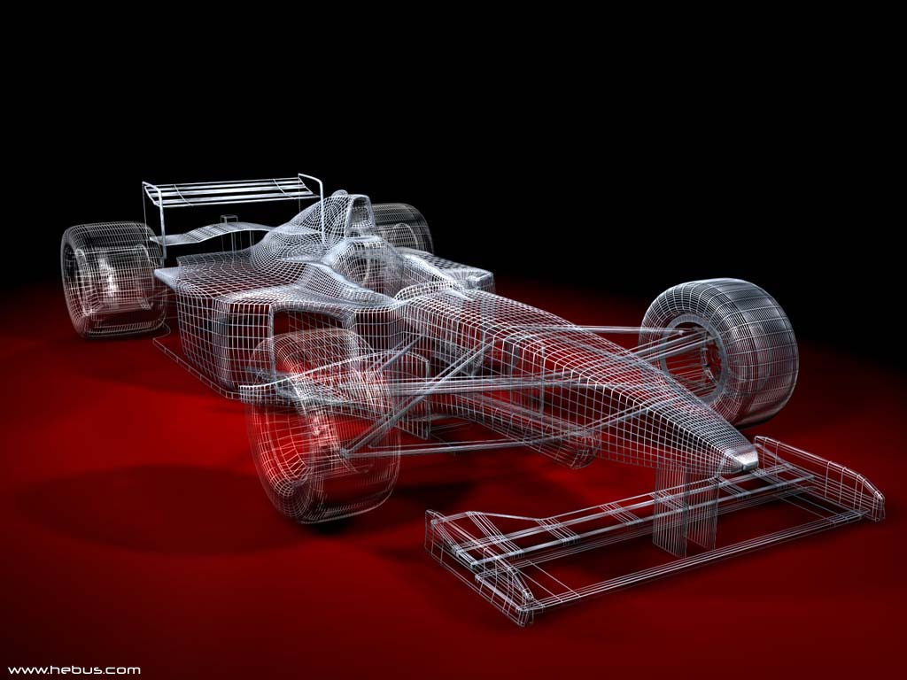 Racing Cars Manga X Sci Fi Car 95688 Wallpaper wallpaper