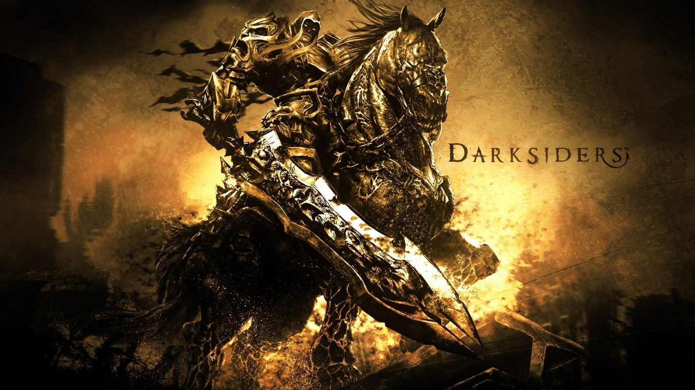 Anime Fantasy Hd Sword Darksiders Rider On The Pictures D 448478