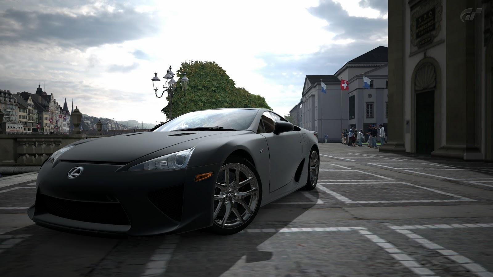 Fast Five Cars Lexus Lfa Fasr Car Advanceautocars 169555 Wallpaper