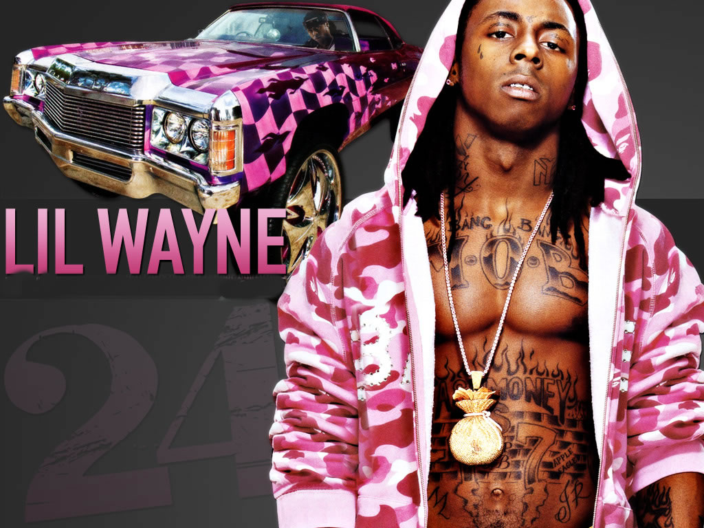 Sports Car With Free Lil Wayne 206380 Wallpaper