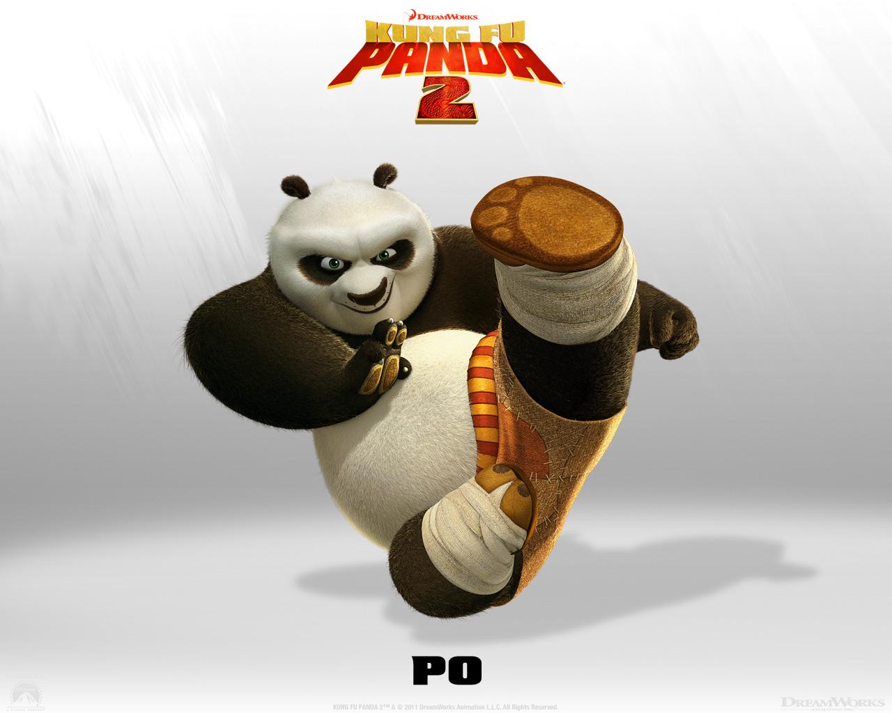 Kung Fu Panda Wallpaper  x Desktop Download