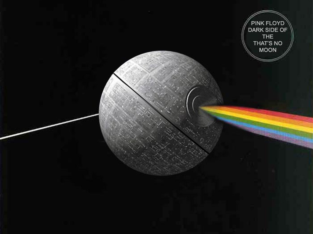 Pink Floyd Animals Star Wars Death Dark Side Of The Moon Desktop 98211 Wallpaper Wallpaper
