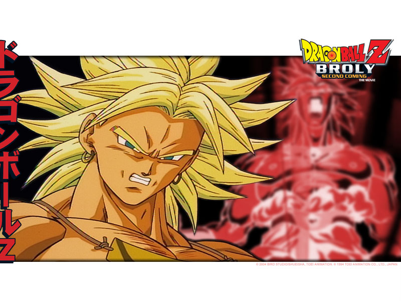 Emo Sad Anime Dragonball Z Movie Broly S Second Coming 116216 Wallpaper wallpaper