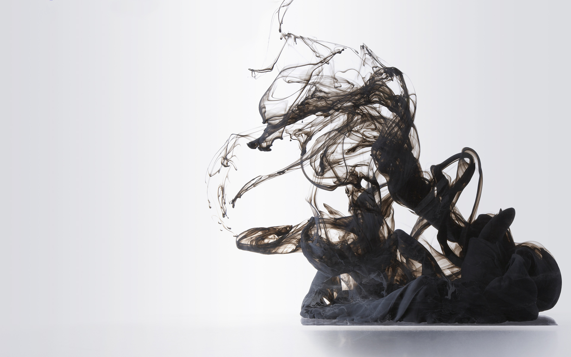 Epic Abstract Ink In Water Hq 464863 Wallpaper wallpaper