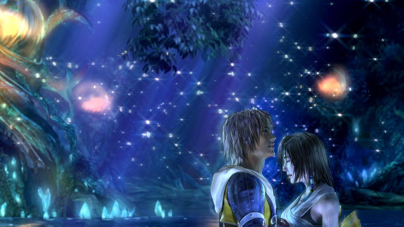 Anime Fantasy Night Sky Squaresoft Hd Jootix 183631 Wallpaper wallpaper