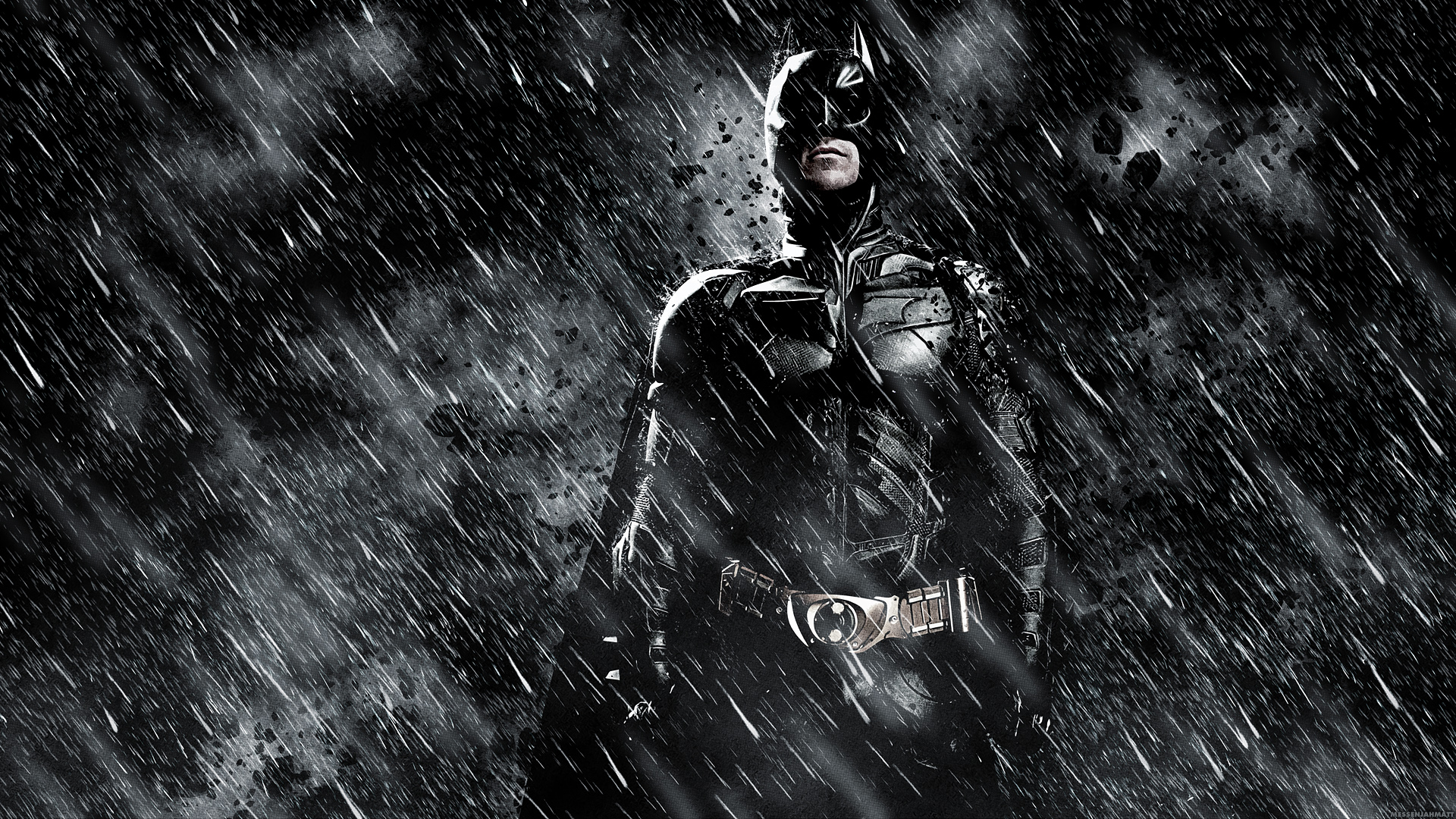 batman in the dark knight rises wallpaper