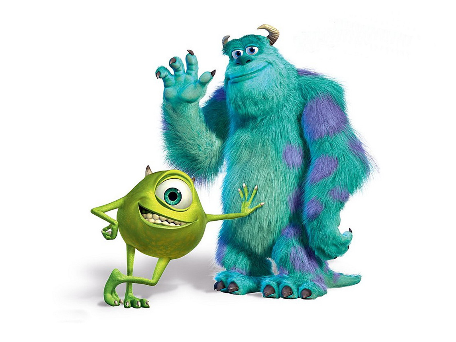 sponge bob cartoon monsters inc sulley and mike background picture 276313 wallpaper wallpaper cool wallpapers