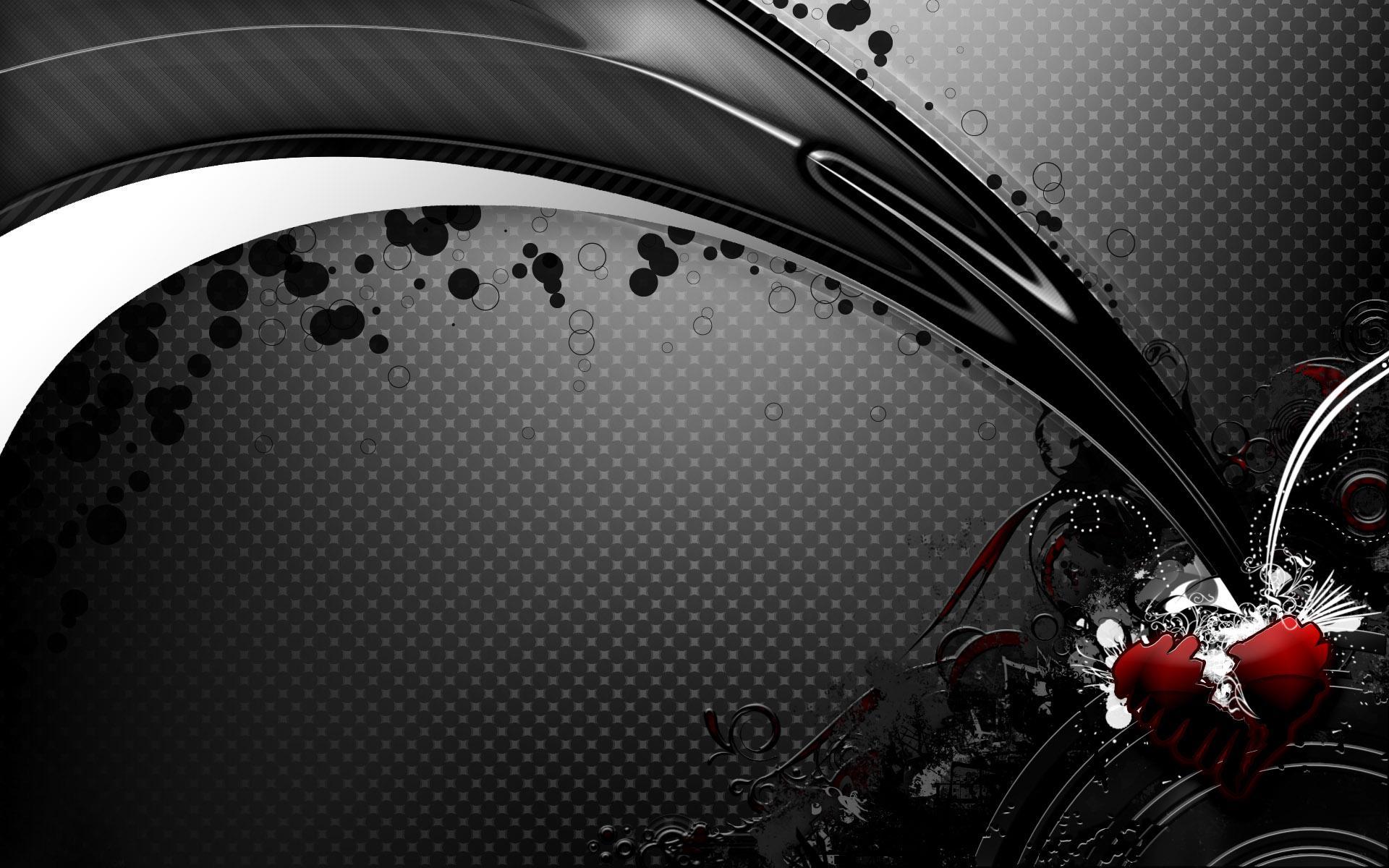 Abstracto negro arcoiris fondos de pantalla y gratis for Fondos de computadora en 3d